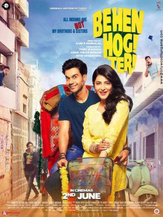 First Look Of The Movie Behen Hogi Teri
