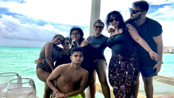 Check out Kajol and daughter Nysa get ready for beach vacation donning swimsuits in Maldives-1