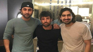 Check out Ranbir Kapoor and Ayaan Mukherji unwind with Dragon's trainer!