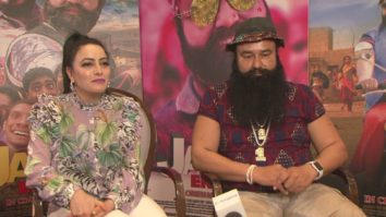 Gurmeet Ram Rahim Singh Insaan Talks About Baahubali 2, Justin Bieber, Jattu Engineer