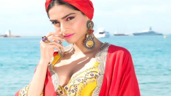 HOLY SMOKES Sonam Kapoor's looks enchanting in this bohemian look at Cannes 2017-2