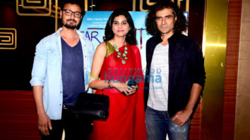 Imtiaz Ali at the trailer's unveiling of the Manisha Koirala starrer 'Dear Maya'