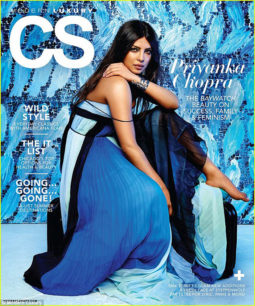 Priyanka Chopra On The Cover Of Modern Luxury