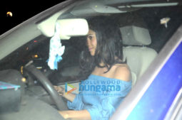 Nimrat Kaur snapped post a meeting at Sequel