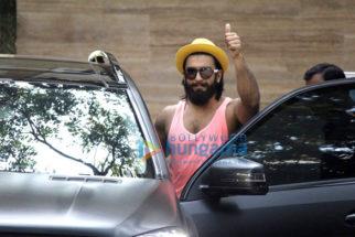 Ranveer Singh, John Abraham and other celebrities snappedin Bandra