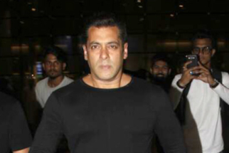 Salman Khan Returns From Tiger Zinda Hai Shooting For Tubelight Trailer Launch