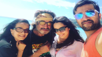 Shraddha Kapoor vacations with her family in Seychelles