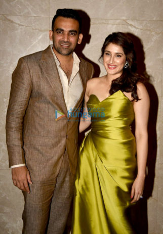 This is how Zaheer Khan and Sagarika Ghatge celebrated their union-1