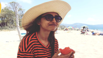 Check out: Radhika Apte chilling on a beach in Italy