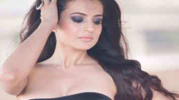 Ameesha Patel looks HOT in this black bikini features