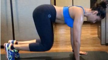 Bipasha Basu's body weight training will work as your Monday motivation