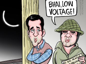 Bollywood Toons No Eid magic for Salman Khan