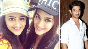 Did Kriti Sanon and her sister call Sushant Singh Rajput 'mental' Feature