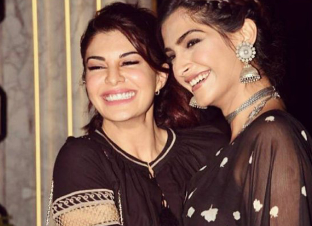Image result for Jacqueline Fernandez and Sonam Kapoor