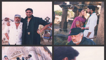JP Dutta's daughter shares behind the scenes photos from Abhishek Bachchan and Kareena Kapoor Khan's debut film Refugee