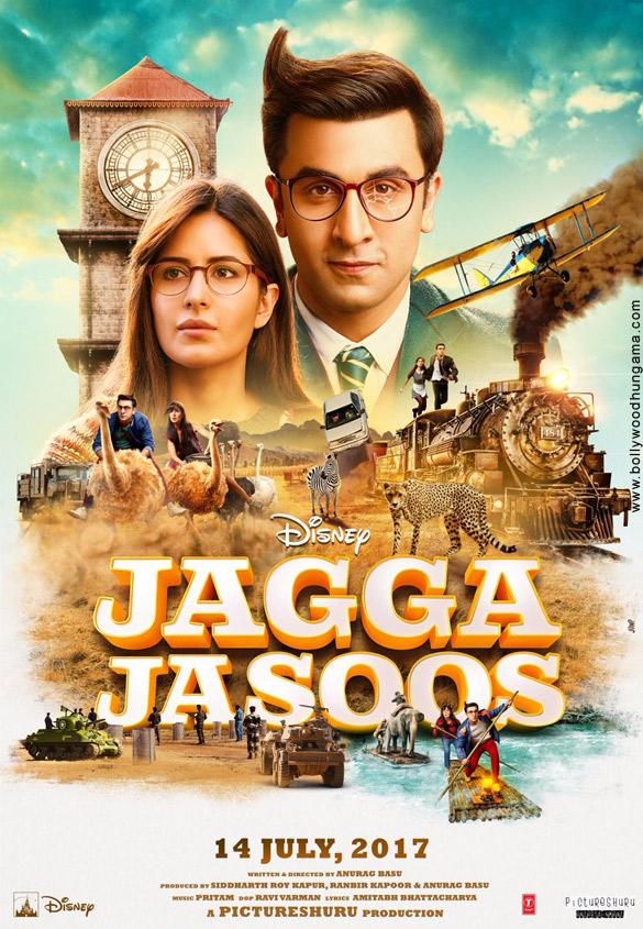 JAGGA JASOOS (2017) con KATRINA KAIF + Jukebox + Sub. Español + Online  Jagga-Jasoos-9