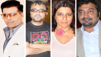 WOW! Karan Johar, Dibakar Banerjee, Anurag Kashyap and Zoya Akhtar come together for THIS project! Read the details here!