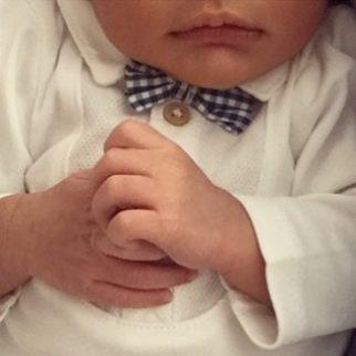 Meet Lisa Haydon and Dino Lalvani's new born son Zack Lalvani -1