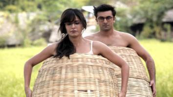 OMG! Ranbir Kapoor and Katrina Kaif shoot for Jagga Jasoos wearing baskets instead of clothes-1