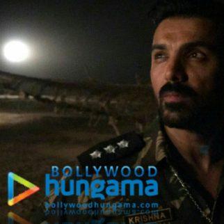 Movie Still From The Movie Parmanu – The Story of Pokhran