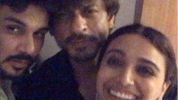 Shah Rukh Khan and Swara Bhaskar goof around in this boomerang video