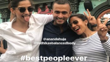 Sonam Kapoor has a perfect Sunday with rumoured boyfriend Anand Ahuja  (3)