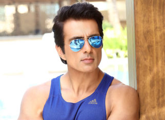 Sonu Sood takes an auto rickshaw ride home after shooting