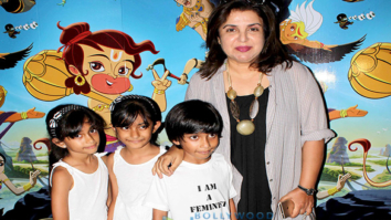 Special screening of 'Hanuman Da Damdaar'