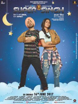 First Look Of The Movie Super Singh (Punjabi)