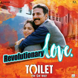 First Look From The Movie Toilet - Ek Prem Katha