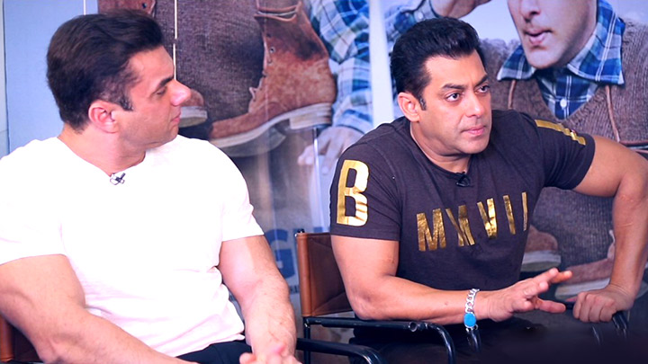 Tubelight Is An Emotional Challenge, Tiger Zinda Hai Is Physical Challenge Salman Khan