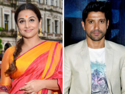 Vidya Balan and her father to join hands with Farhan Akhtar