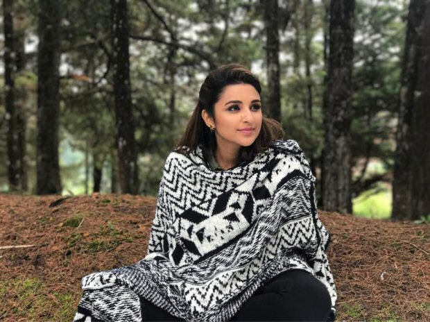 Watch Parineeti Chopra begins the shooting of Golmaal Again in the freezing Ooty