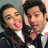 Check out: Varun Dhawan and Amy Jackson shoot for ICONIC's ad campaign