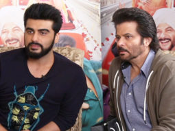 Anil Kapoor & Arjun Kapoor REVEAL EXCITING SECRETS Of Kapoor Family video
