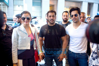 Bollywood celebs descend in New York for 'IIFA Awards 2017'