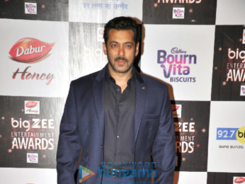 Celebs grace the Zee Cine Awards 2017