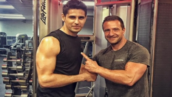 Check out Sidharth Malhotra is getting beefed up for Aiyaary1