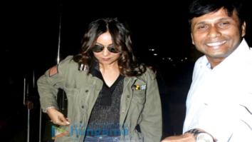 Gauri Khan departs for London