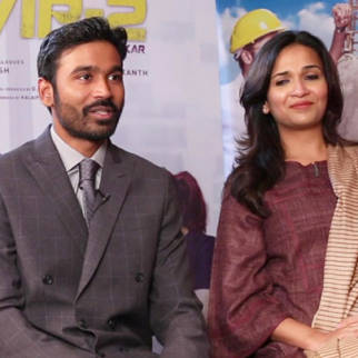 It Was A PLEASURE To Share Screen Space With Kajol In VIP 2 Dhanush Soundarya Rajinikanth videos
