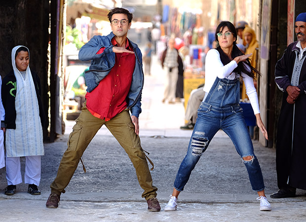 Jagga Jasoos grosses Rs. 54 crores at the worldwide box office