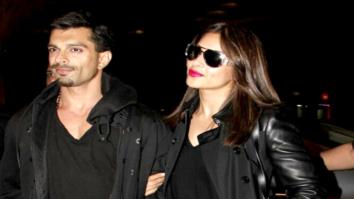 Katrina Kaif, Aditya Roy Kapoor, Dia Mirza and Bipasha Basu depart for 'IIFA' awards, which is to be held in New York