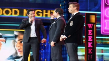 OMG! Varun Dhawan, Saif Ali Khan and Karan Johar take a dig at Kangna Ranaut at IIFA 2017