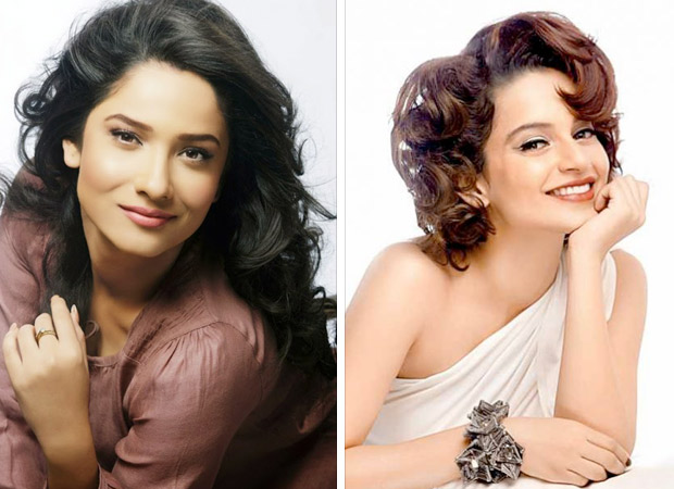 Ankita Lokhande to make a powerful debut in Manikarnika with Kangana Ranaut!