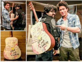 REVEALED Here's what Shah Rukh Khan gifted music director Pritam