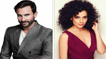 Saif Ali Khan and Kangna Ranaut to lock lips in Rangoon