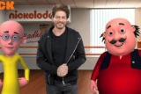 Shah Rukh Khan AKA Harry Dances With Motu-Patlu From Nickelodeon