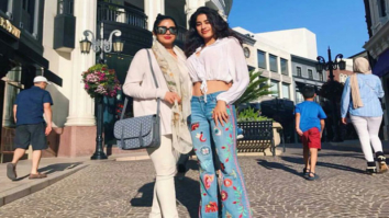 Sridevi and daughter Jhanvi Kapoor have a mother-daughter day out in Los Angeles