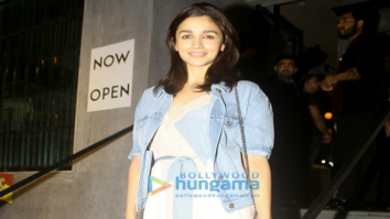 Alia Bhatt, Shahid Kapoor, Anushka Sharma and others grace the birthday bash of Filmfare's editor Jitesh Pillai