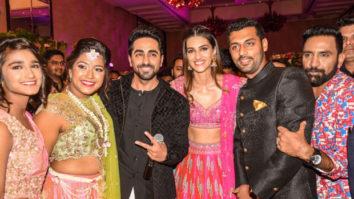 When Ayushmann Khurrana, Kriti Sanon gate crashed an engagement party-2